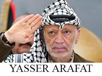 Yasser Arafat's Killing Tool was Not Polonium