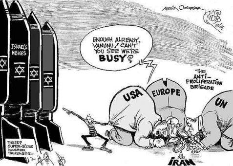 Proxy proxy war