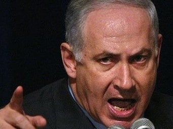 Netanyahu Can't Stop Playing the Victim Card