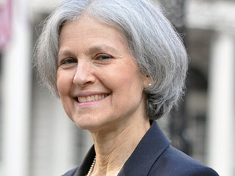 Why Not Go Green – Jill Stein For President