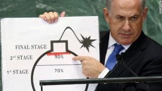 netanyahu pushing for war