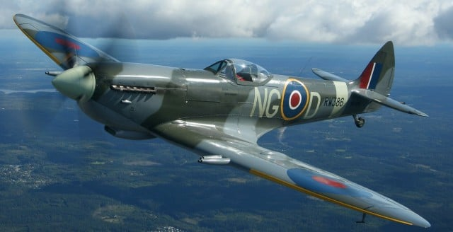 The Experiences And Observations Of A Canadian Spitfire Pilot In World War Ii