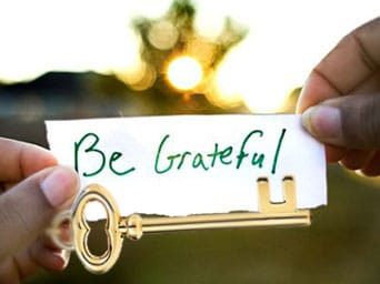 The Miracle Of Gratefulness