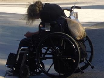 VA Has No Money for Homeless Shelter