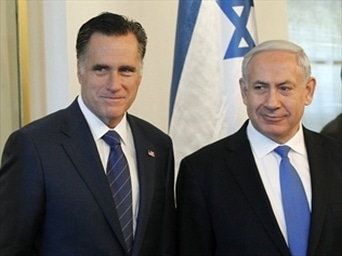 Bibi Bombs with Romney – Uri Avnery