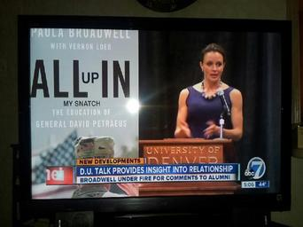 It's Not All In for Paula Broadwell Yet – or the Others
