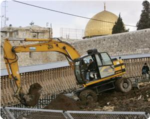 Bulldozing Islam: Israelis and Saudis target holy sites, while Burma's Buddhists annihilate Muslim towns