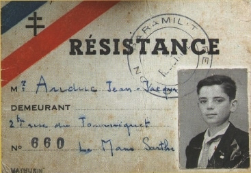 My Thanksgiving With the French Resistance