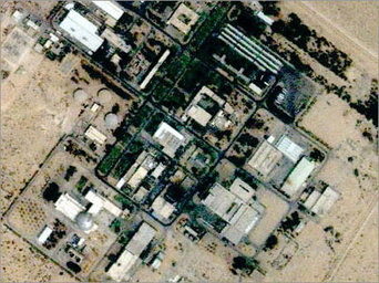 Is a WMD free Mid East a Cruel Charade?