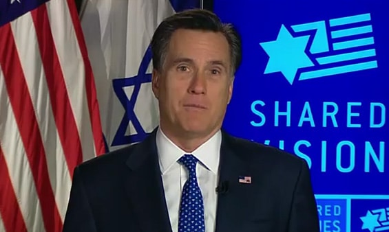 Is this Mitt's shameful secret: Bain is a Mossad asset?