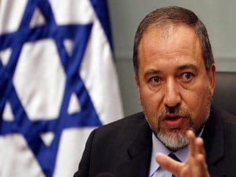 Lieberman plays his EU Holocaust Card