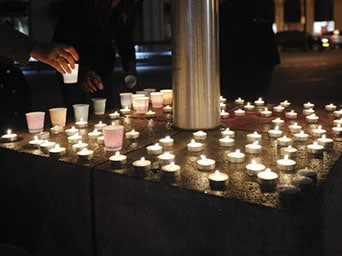 People Respond to Conn. Tragedy With Calls for More Gun Control or More Guns