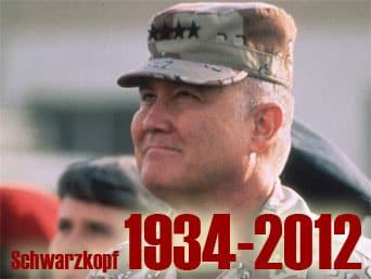 Desert Storm commander Norman Schwarzkopf dies at 78