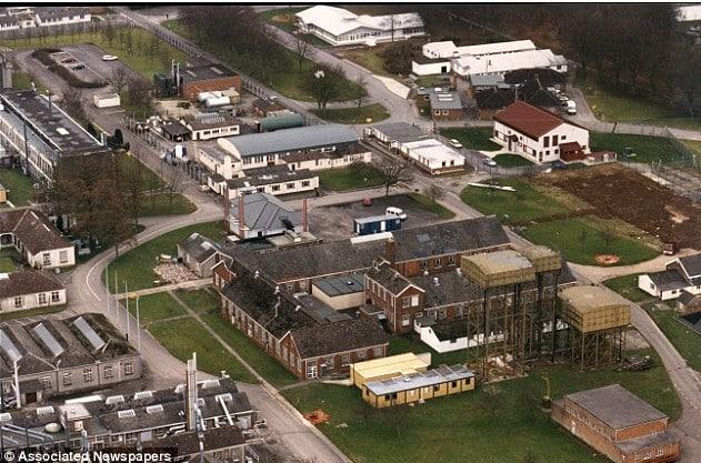 UK Germ Warfare Center Kills Thousands of Animals
