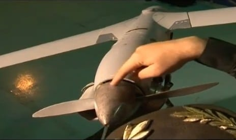 Press TV:  Iran Captures US Drone (video)