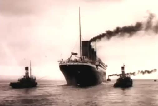 Was the Titanic deliberately sunk by JP Morgan? (video)