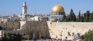 Jerusalem - the Temple Mount