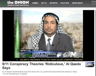 Omar al-Farouq's cousin, a certain Mr. AmerJihad, hates the Million American March almost as much as Hannity does.