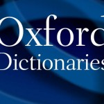 Oxford dictionary header