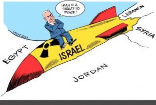 Israel-nuclear-bomb