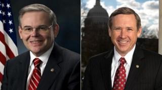Senatory Menendez and Kirk - AIPAC sock puppets
