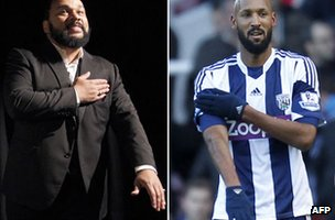 Quenelle has become an instant gesture to support resistance