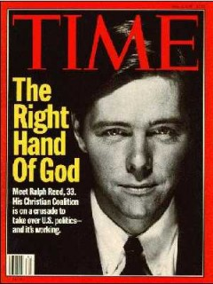 Oh yes - Guess who Time magazine is in bed with?