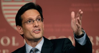 Eric Cantor - Moonlighting for Israel, or America?