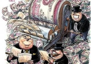 Banksters rule