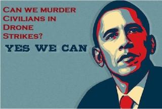Obama+drones