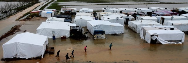 Syria-Syrian-Refugees-in-Temporary-Camp-in-Lebanon