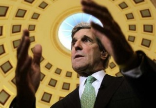 Why the inconsistent peace efforts from Kerry?