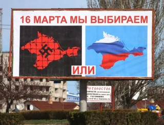 Crimeans chose freedom - which was not the West