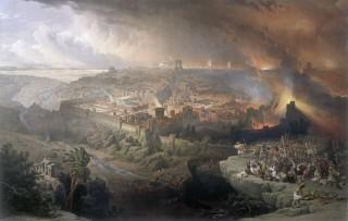 Destruction of Jerusalem in A.D. 70