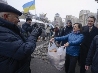 Dearn Ms. Nuland - Lenin said a revolution is not a picnic