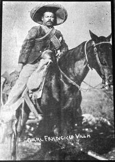 Pancho Villa - in his working clothes