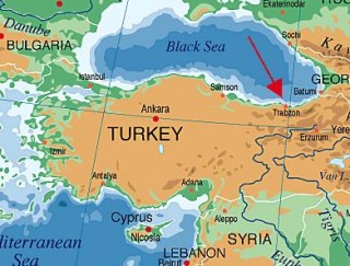 Turkey - Crossroad for the East and West for a long long time
