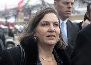 We know Nuland has very close ties with the Neo-Con War Party