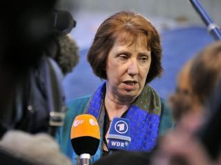 EU - Chatherine Ashton
