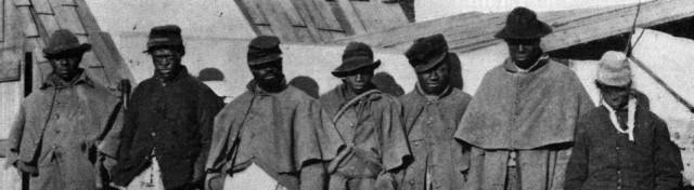 Contraband Negroes - American Civil War