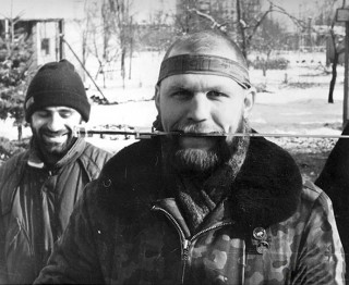 Alexander Muzychko - He liked to cut captured Russians up with a knife