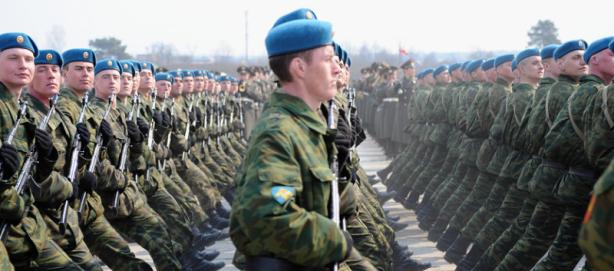 russian spetsnaz green berets