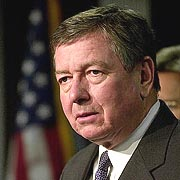 John Ashcroft - Obstruction of Justice became his holy cause