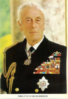 Mountbatten - before the IRA got him