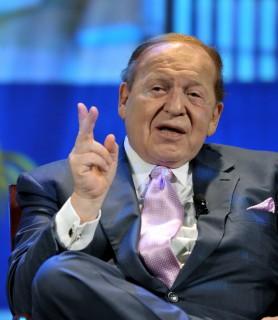"""Sheldon """"da Don"""" Adelson"""