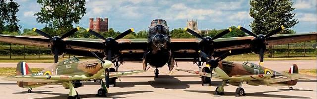 BBMF RAF Coningsby