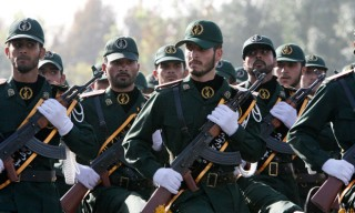 Iranian revolutionary guard