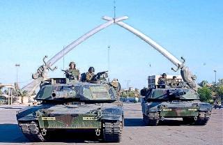 US conquers Iraq, 2003