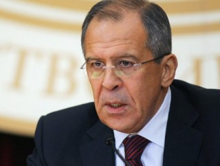 Lavrov - who never gets rattled and no bully routine