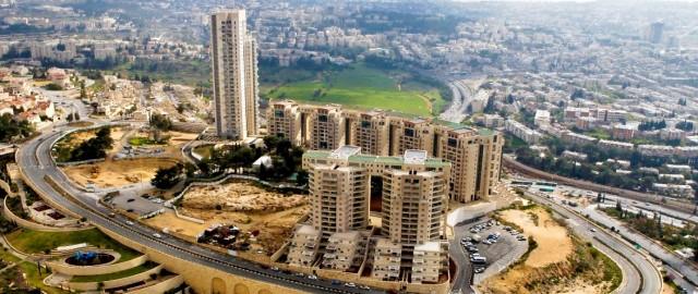 Chez Olmert, West Jerusalsm